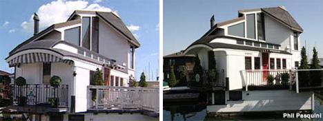 wagon house boat