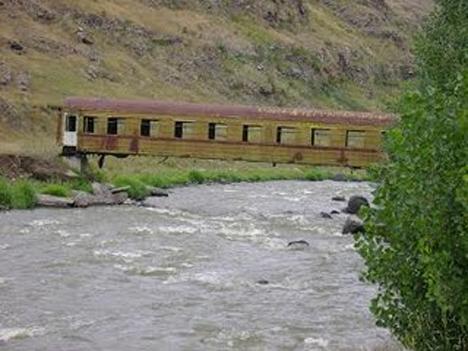 pont wagon