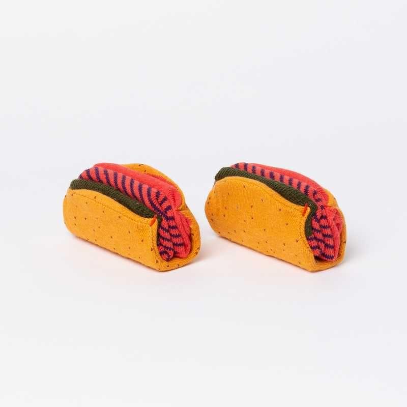 chaussettes tacos du mexique