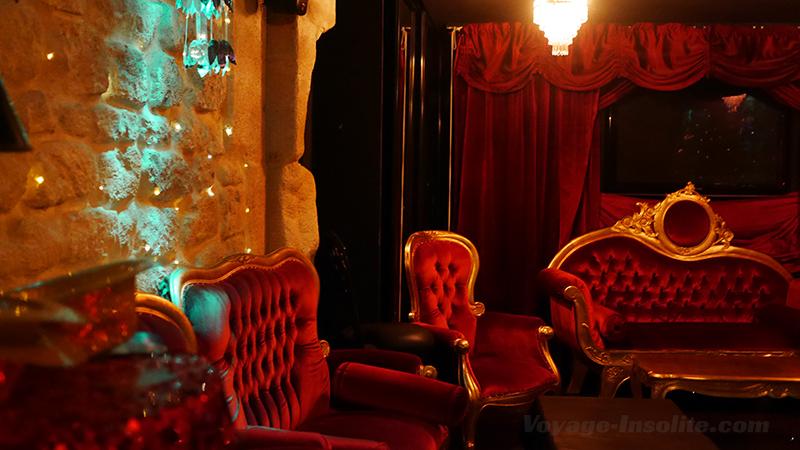 soirée libertine à Paris