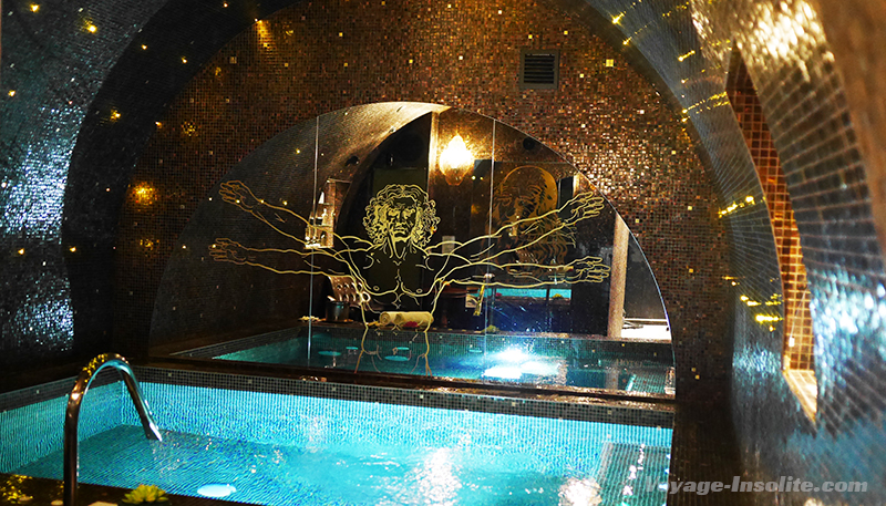 hotel leonard de vinci paris