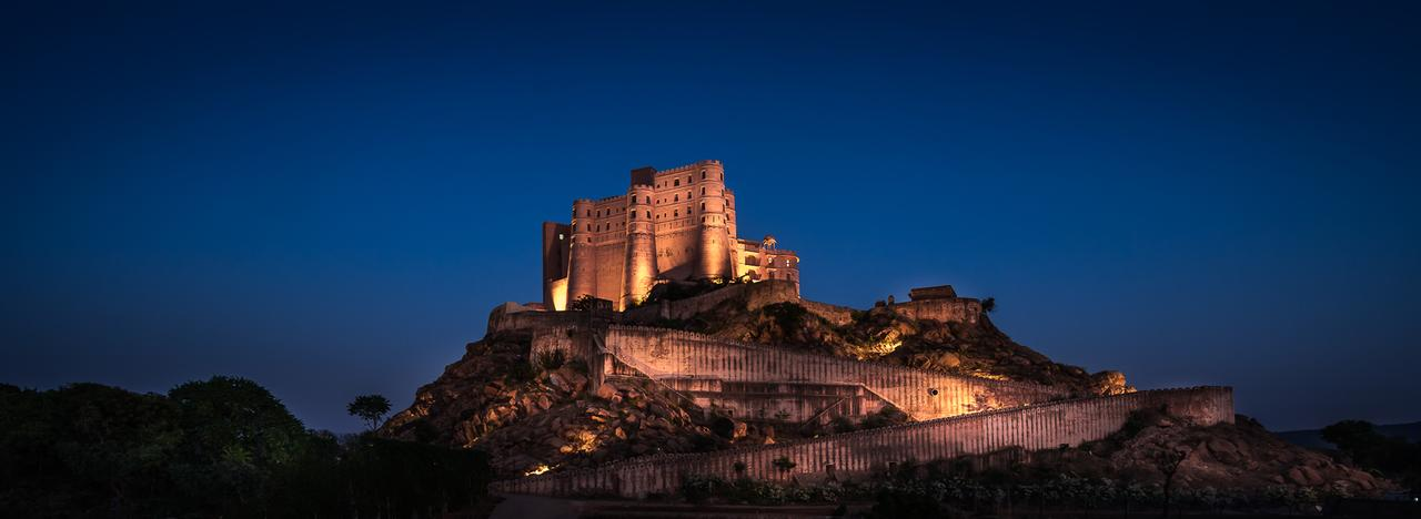 hôtel Fort Alila à Bishangarh au Rajasthan