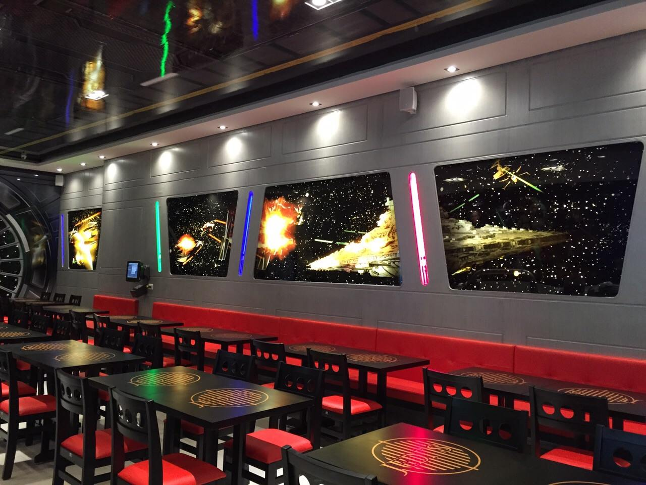 Jedi's Burger and Grill