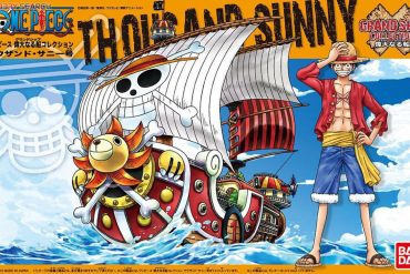 One piece thousand sunny