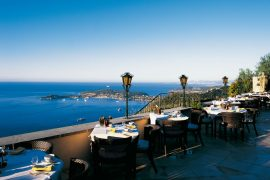 restaurants en bord de mer les plus spectaclaire