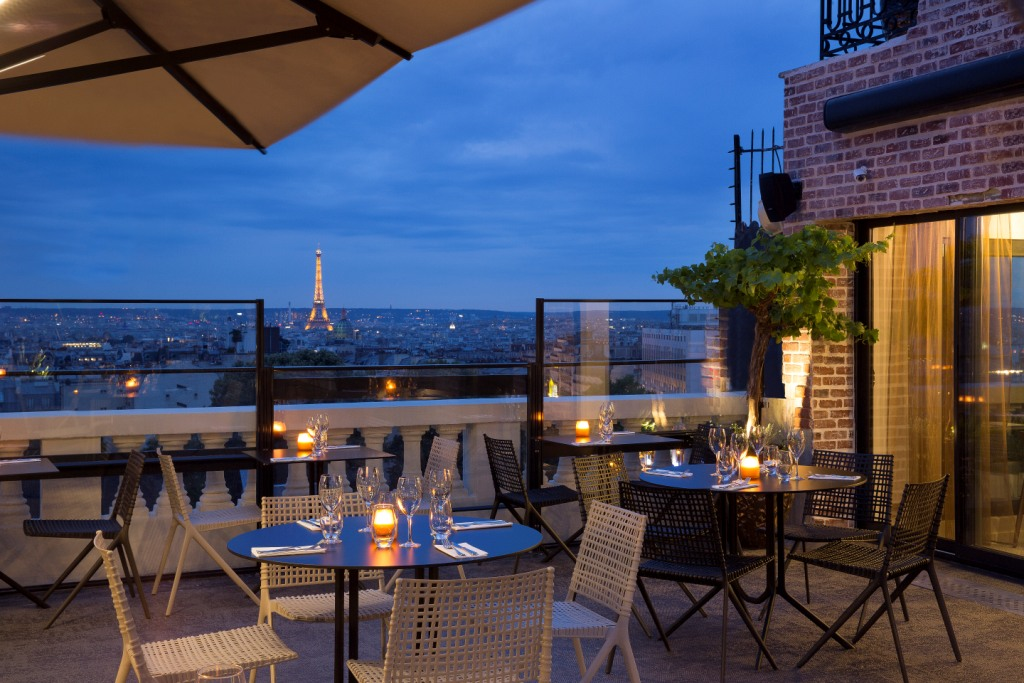 10 rooftops paris ne pas louper voyage insolite. Black Bedroom Furniture Sets. Home Design Ideas