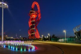 Orbit Tower Londres