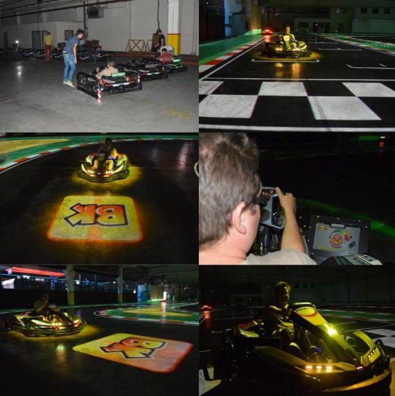 karting battle mario kart