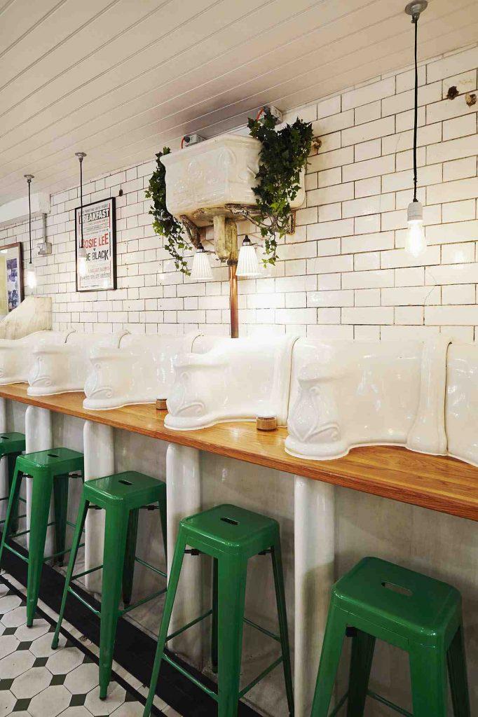 10 restaurants insolites à Londres – mangez dans des lieux originaux