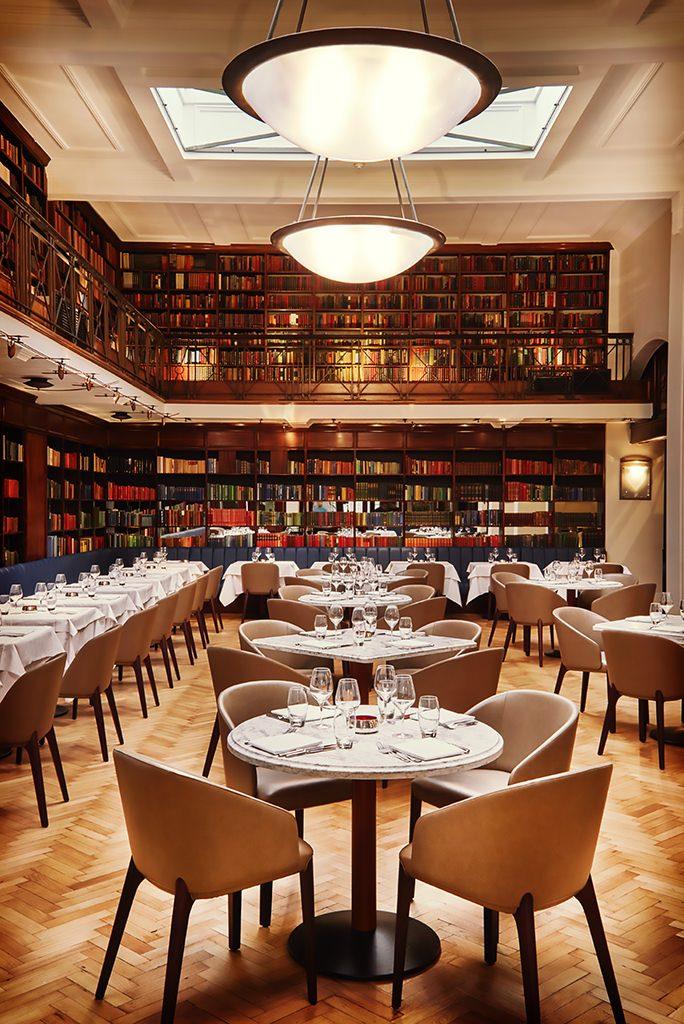 Cinnamon Club resto insolite Londres
