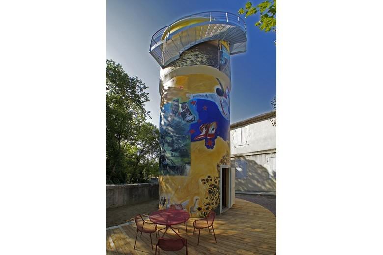 Dans le Gers, c'est la vie de château… d'eau