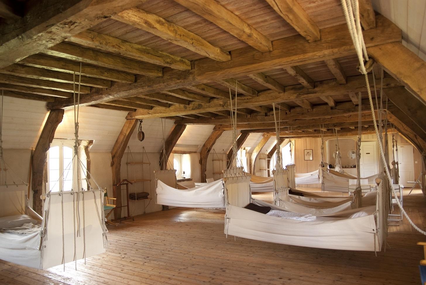 Chambre des officiers corsaire Surcouf