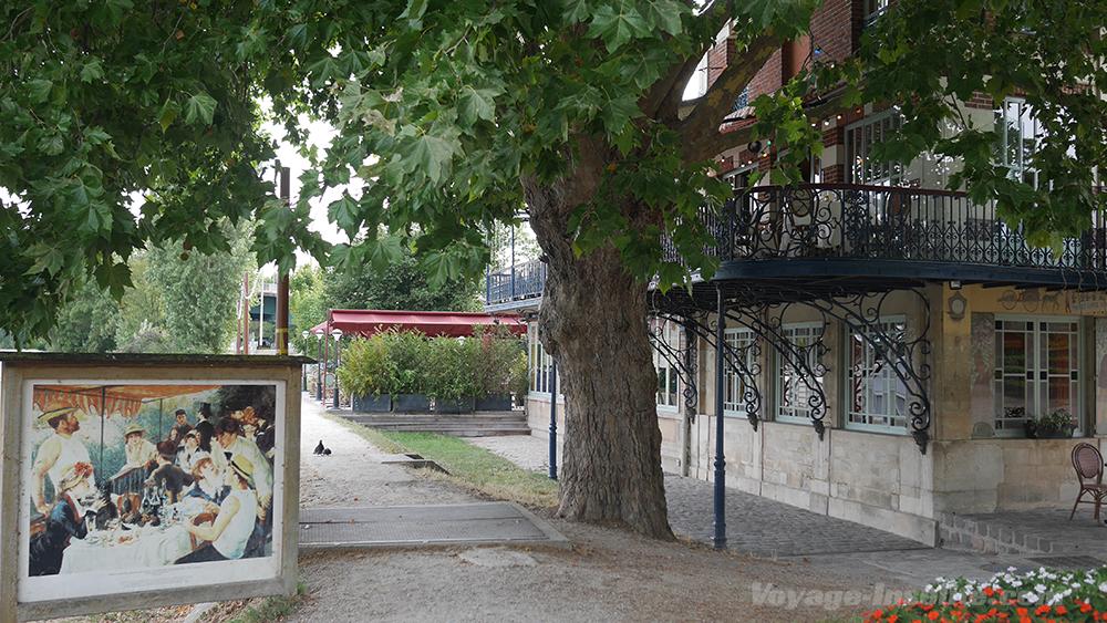 Top 20 des restaurants insolites paris voyage insolite for Renoir maison classique