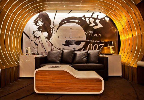 chambre 007 paris