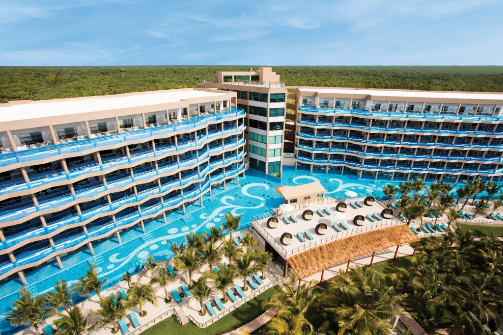 El Dorado Seaside, Playa del Carmen, Mexique