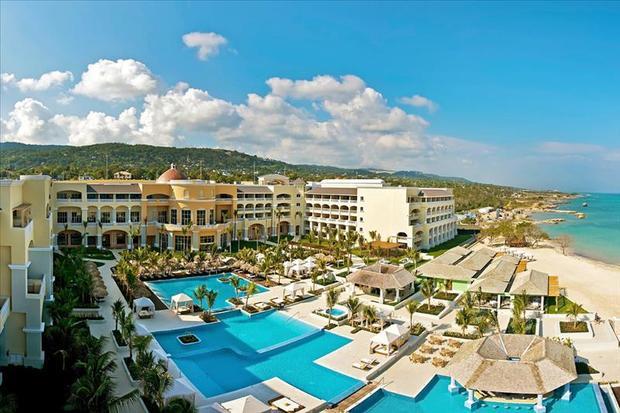 Iberostar Grand hotel Rose Hall, Montego Bay, Jamaïque