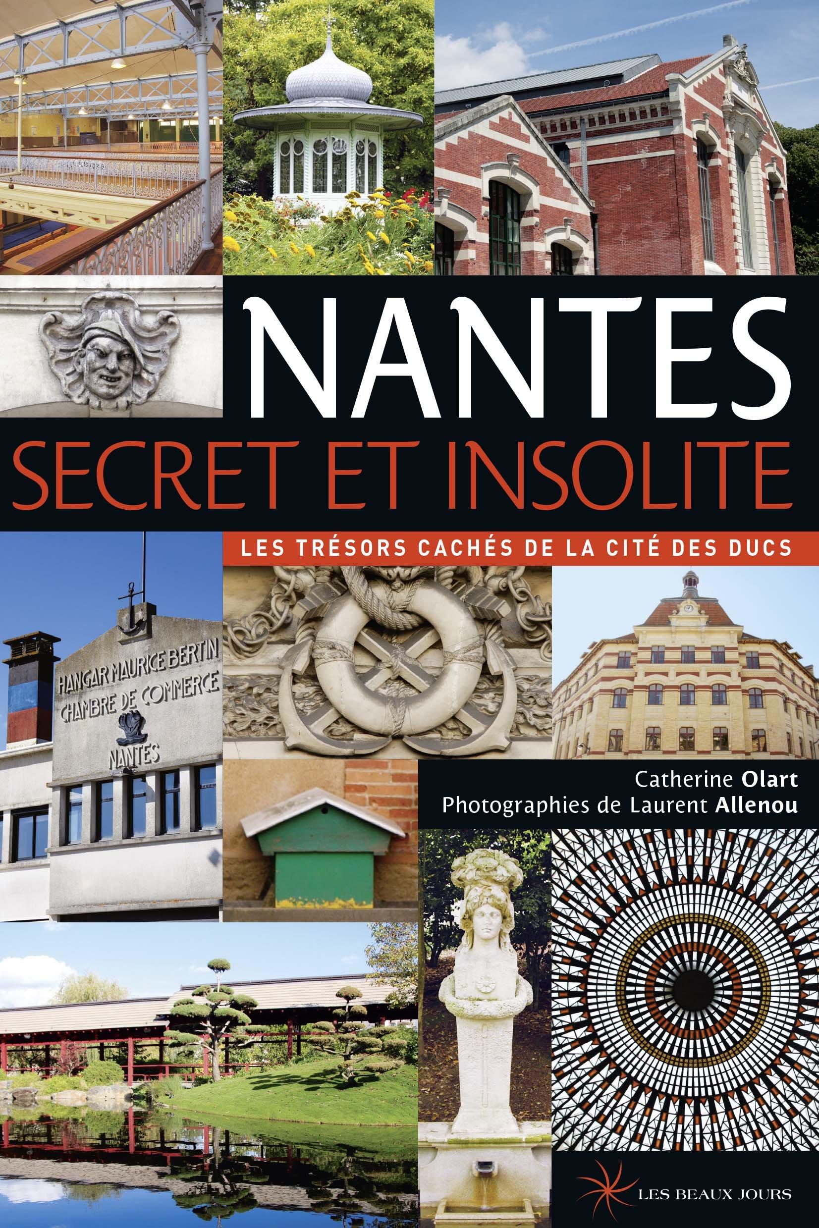 guide du Nantes insolite et secret