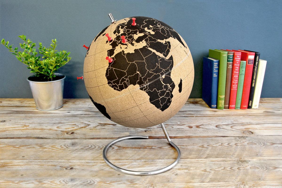 globe terreste liege cadeau