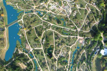 Le parc France Miniature dans les Yvelines