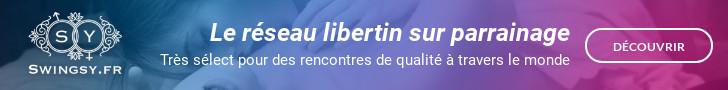 réseau libertin Swingsy