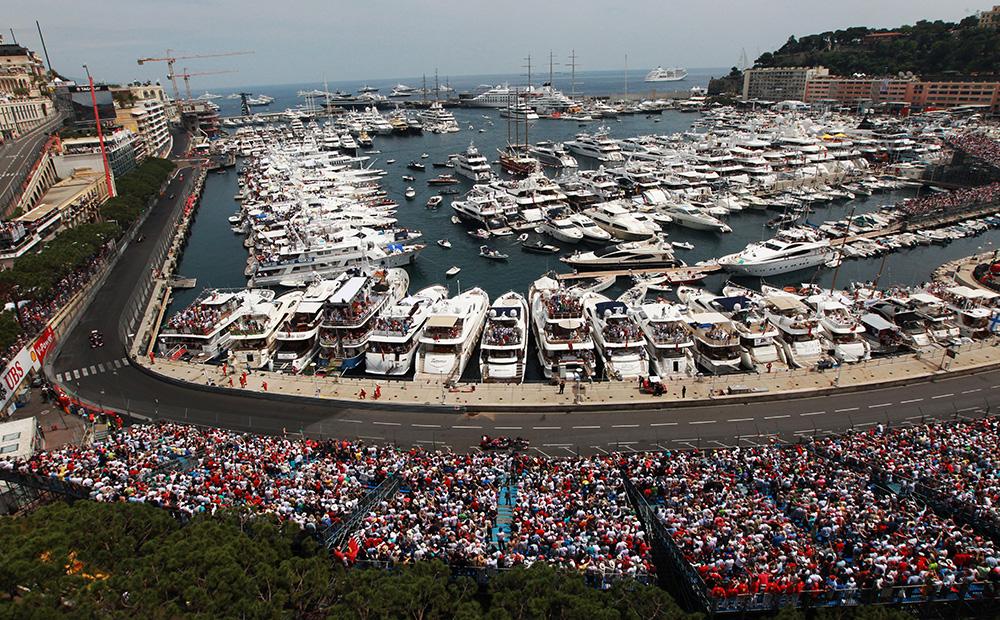 Top 10 des circuits et voyages Formule 1