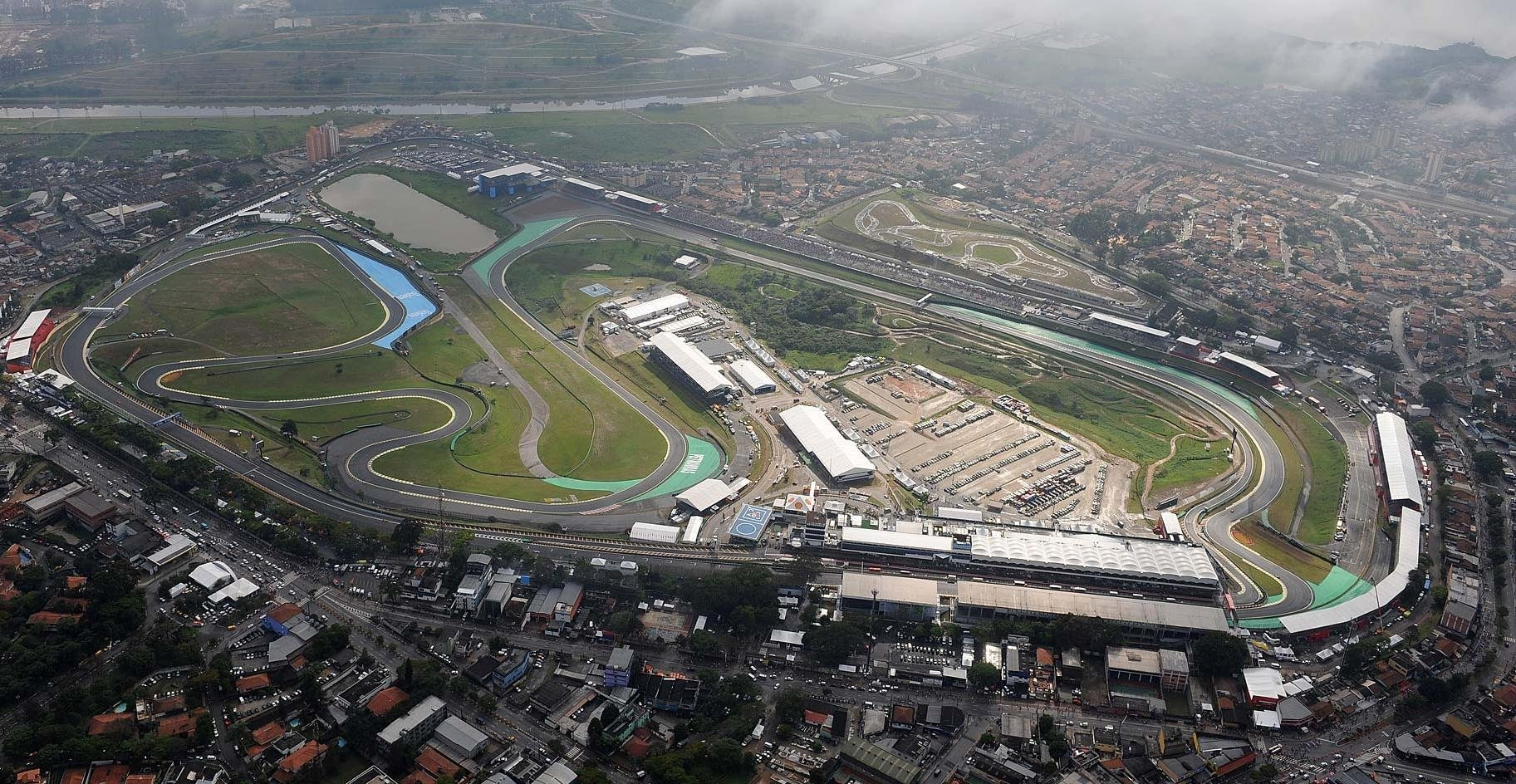 CircuitJosé Carlos Pace (Interlagos), Sao Paulo, Brésil