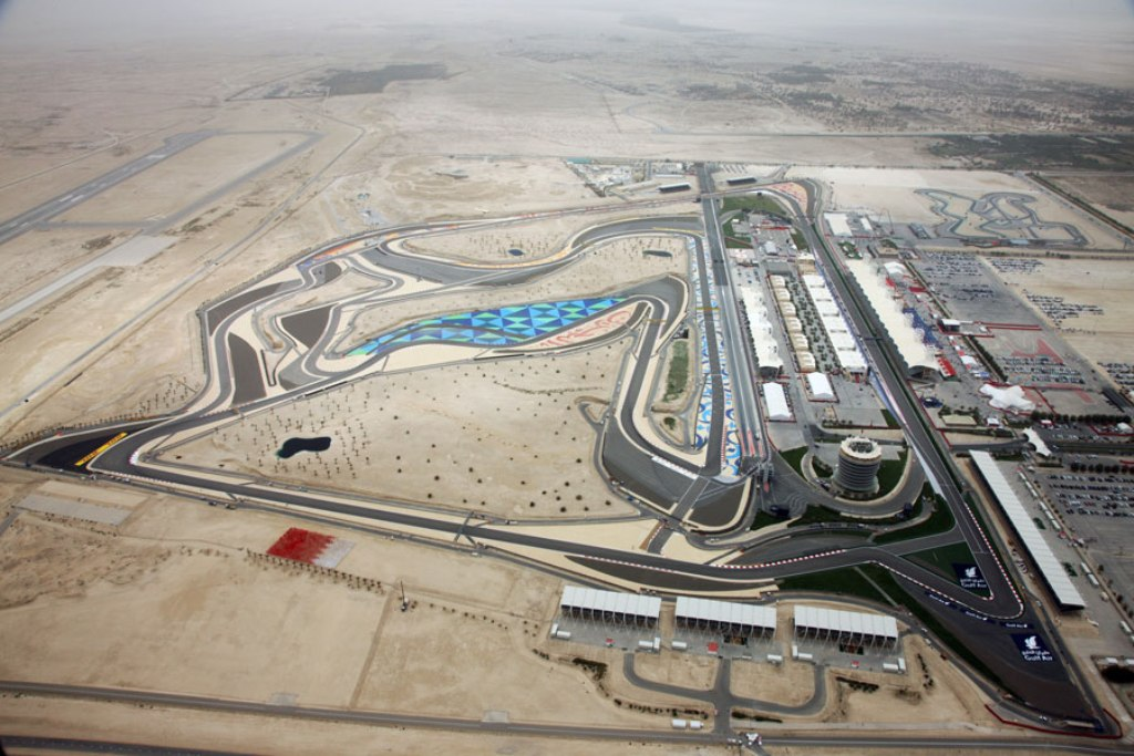 Circuit international de Sakhir, Bahrein