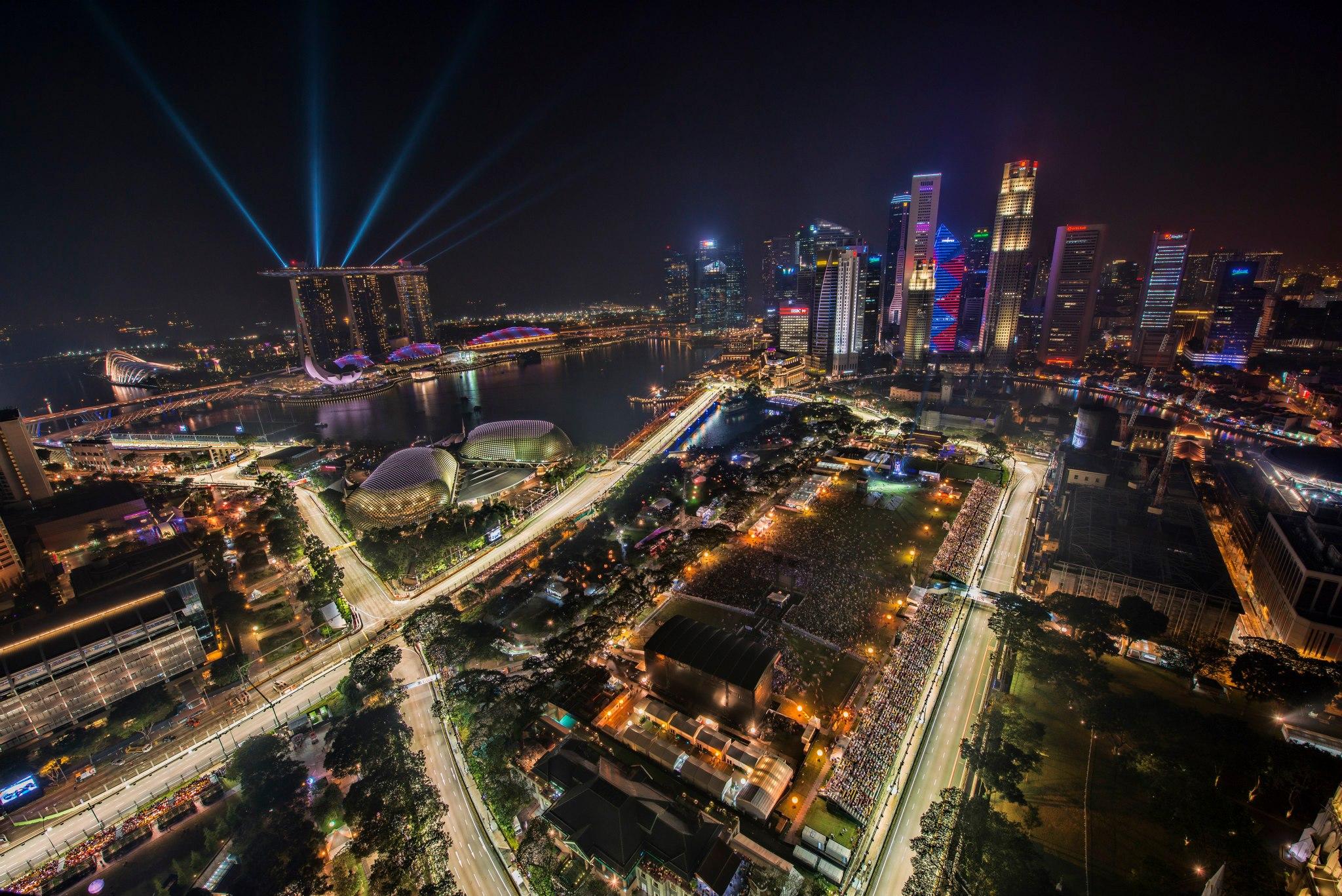 Circuit urbain de Singapour