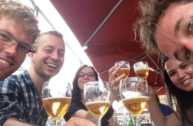Jeu de piste bière à Lille