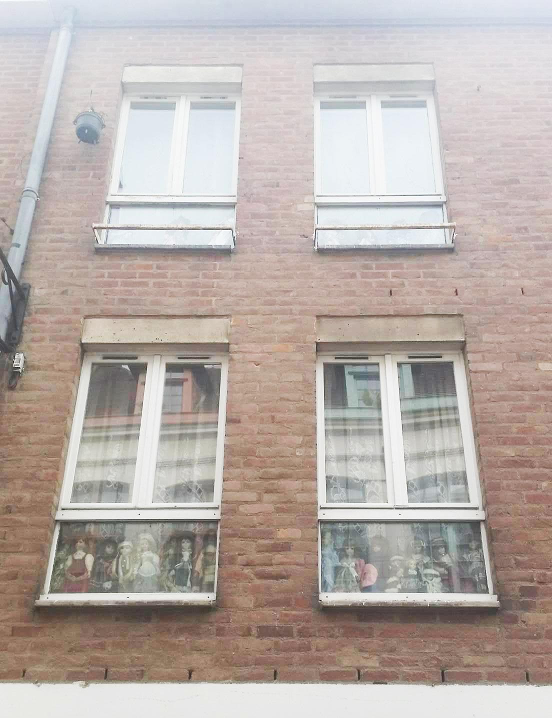 maison aux poupées à Lille
