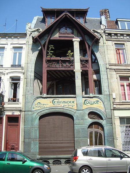 maison Coilliot Lille