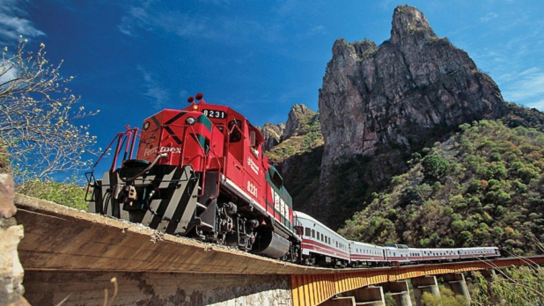Voyage en train : Le Chepe (Mexique)