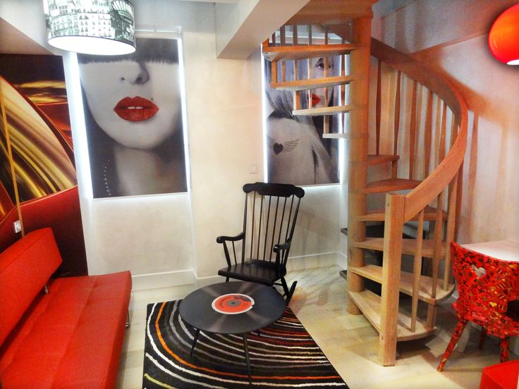 Hotel pavillon des green spirit hotel insolite et co tourisme paris voyage insolite - Decoration chambre psychedelique ...