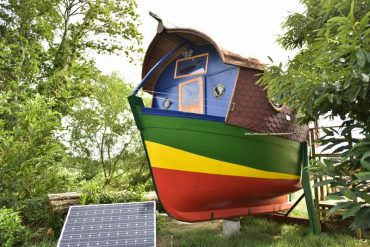 Bateau gite Kastel Vras en Sud Finistère