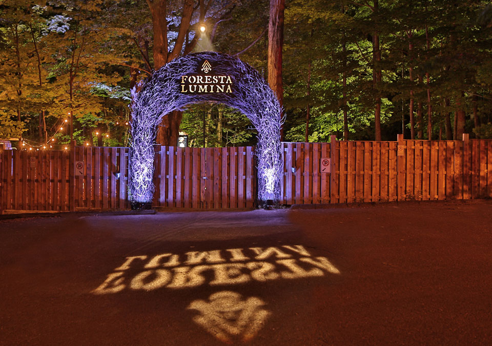 Foresta Lumina - Coaticook Canada