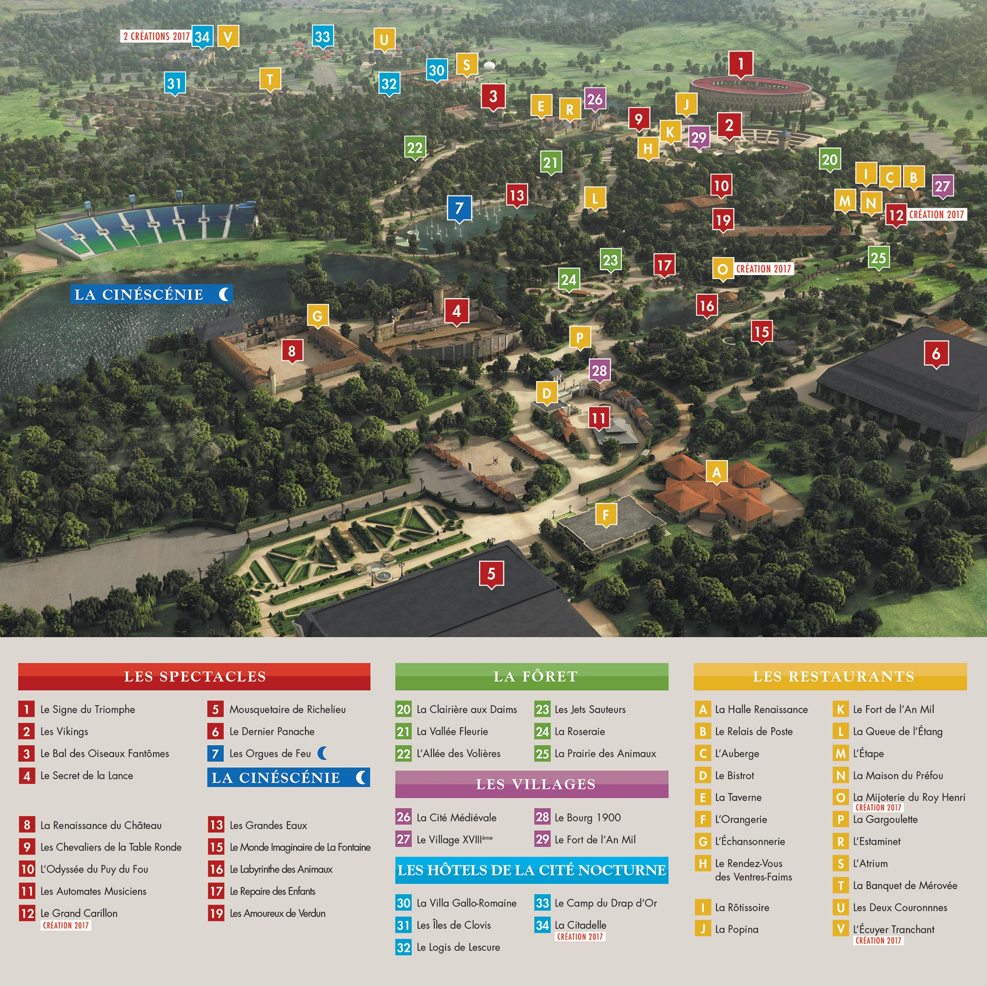 grand parc du puy du fou 2017