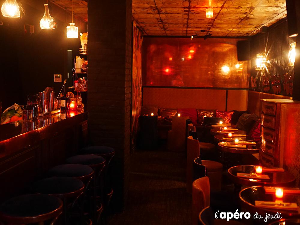 restaurant libertin paris