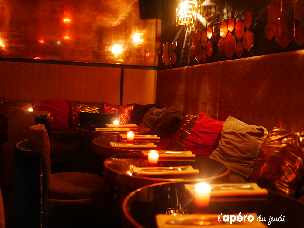 restaurant libertin divine alcove
