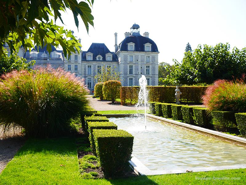 chateau cheverny insolite