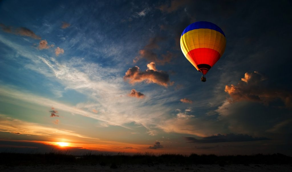 montgolfière à Toulouse