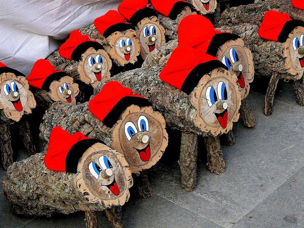 Les fêtes de Noël les plus insolites dans le monde