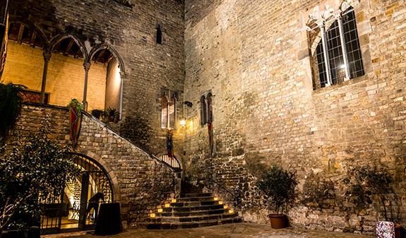Barcelone médiéval au palais Requesens
