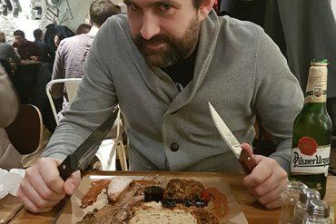 restaurant Delicatessen à Lyon