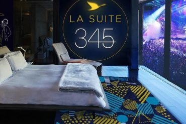 nuit insolite accor hotel arena