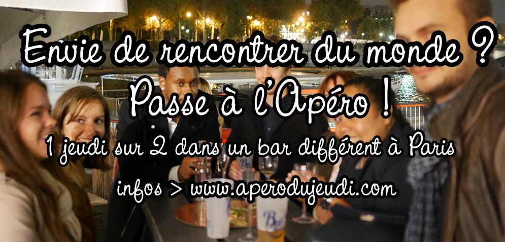 Rencontres à Paris le jeudi