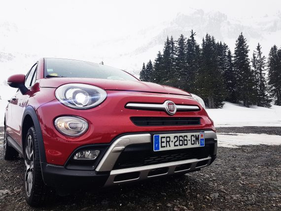 Fiat 500 Plus Cross Plus Neige