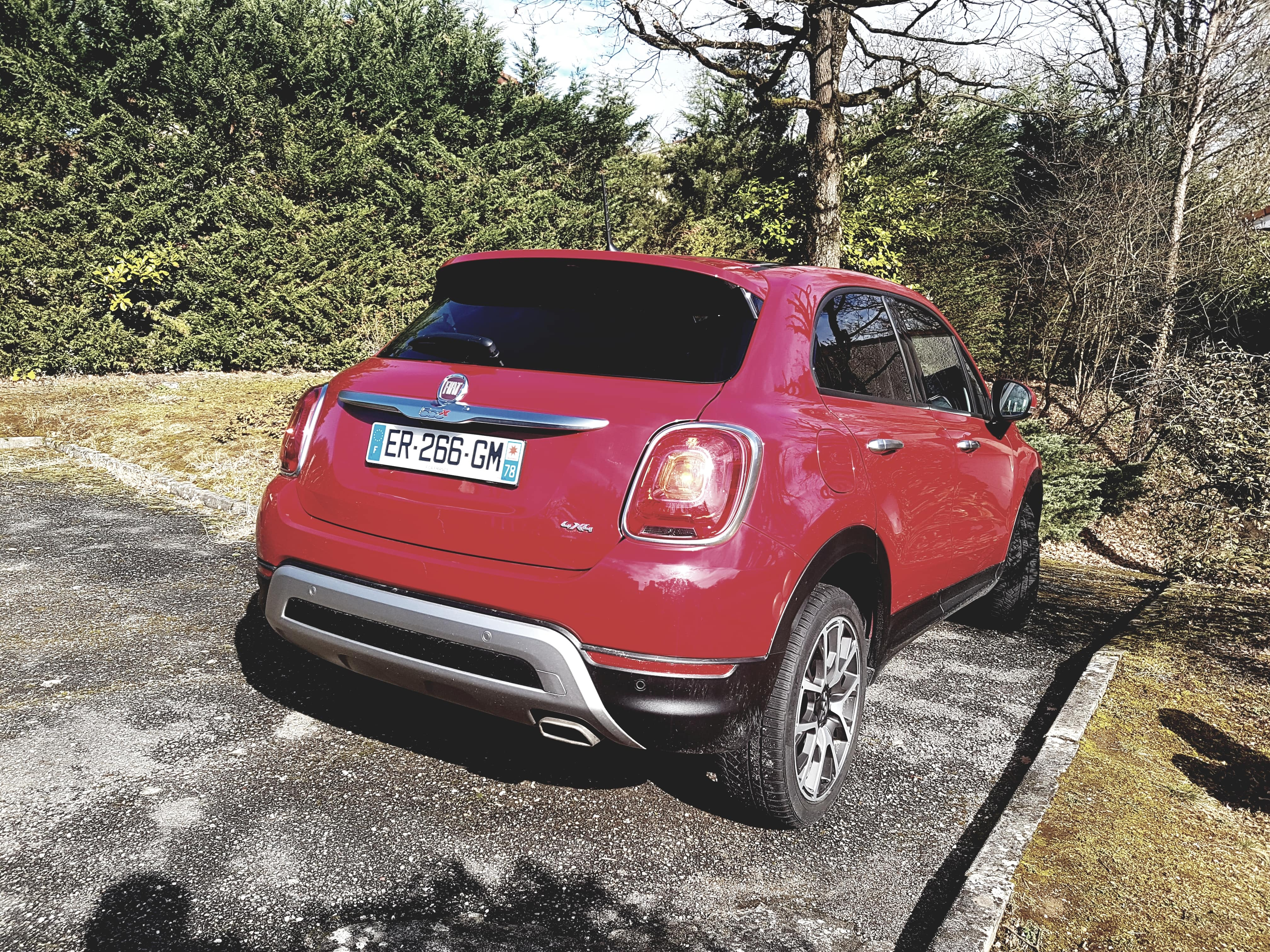 Fiat 500 Cross Plus