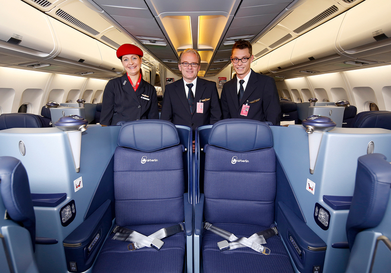 Hôtesse et Stewards Virgin Atlantic