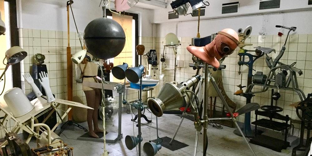 Berlin insolite musée étrange Panoptikum
