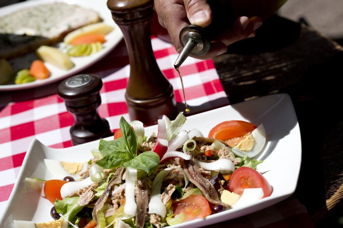 Nice Lou Balico Restaurant Insolite